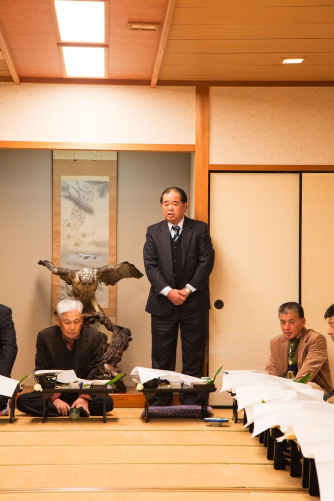 近藤建築・Kホーム Kホーム協力会 忘年会2015 イベントイメージ9