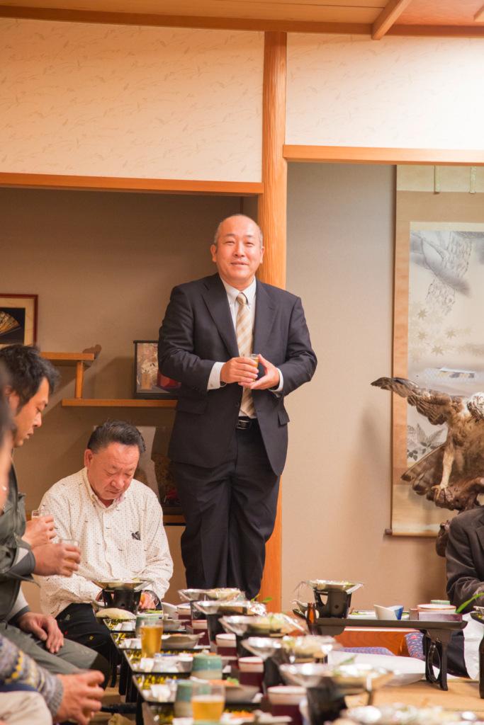 近藤建築・Kホーム Kホーム協力会 忘年会2015 イベントイメージ8