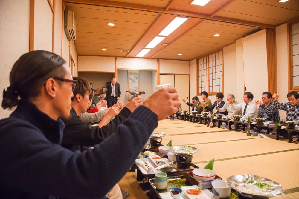 近藤建築・Kホーム Kホーム協力会 忘年会2015 イベントイメージ7