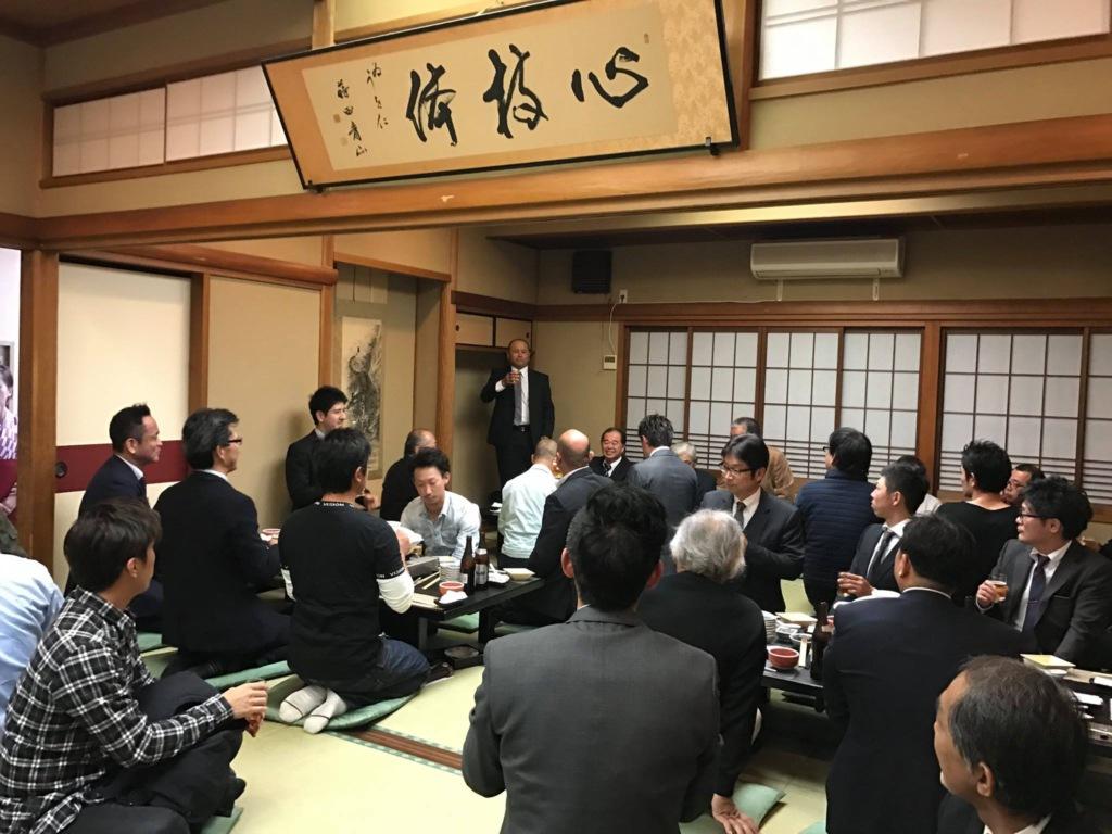 近藤建築・Kホーム Kホーム協力会 忘年会2016 イベントイメージ6