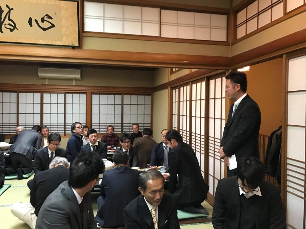 近藤建築・Kホーム Kホーム協力会 忘年会2016 イベントイメージ7