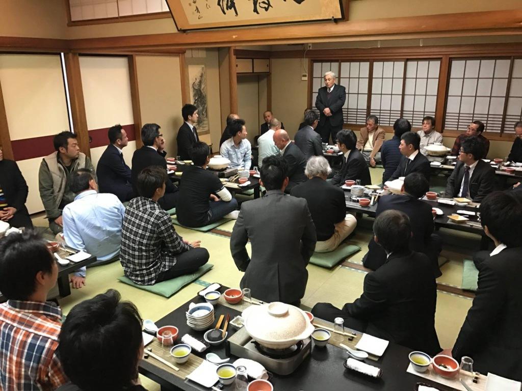 近藤建築・Kホーム Kホーム協力会 忘年会2016 イベントイメージ5