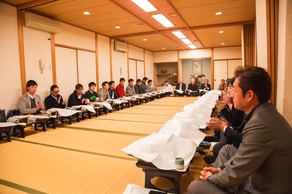近藤建築・Kホーム Kホーム協力会 忘年会2015 イベントイメージ4