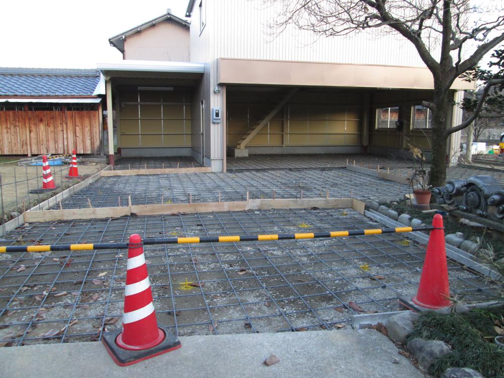 近藤建築・Kホーム 倉庫施工 施工事例イメージ2