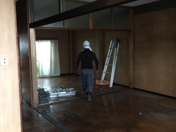岐南町 近藤建築・Kホーム リフォーム解体工事 イメージ