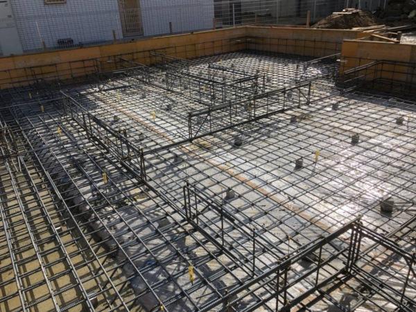 近藤建築・Kホーム 名古屋市千種区 型枠・鉄筋工事 イメージ