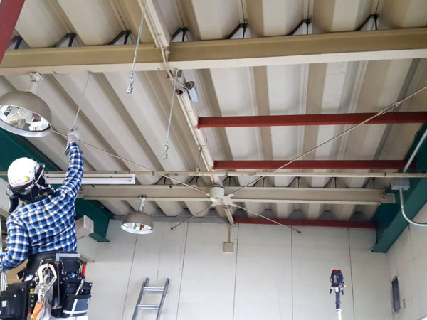 近藤建築・Kホーム 岐南町 軽量鉄骨工事 イメージ