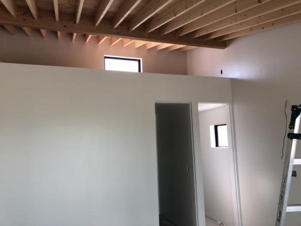 近藤建築・Kホーム 大垣市 アパートメント 内部塗装工事 イメージ