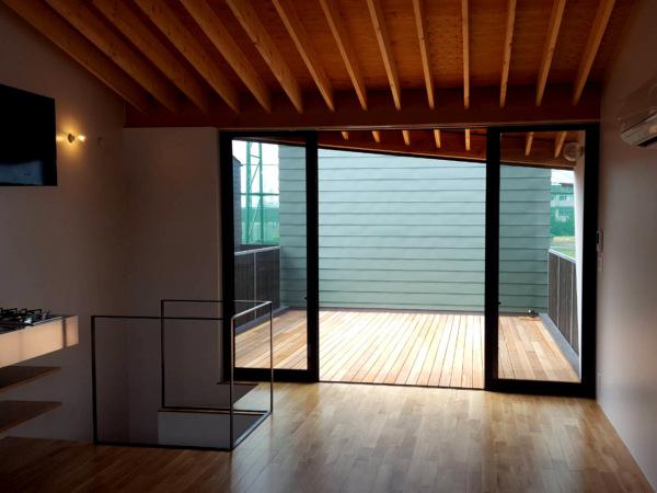 近藤建築・Kホーム 大垣市 アパートメント完成 イメージ