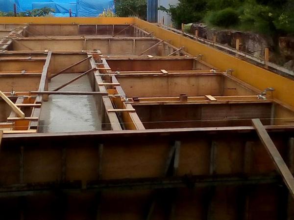 近藤建築・Kホーム 各務原市 基礎工事 イメージ