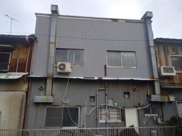 近藤建築・Kホーム 岐阜市 リフォーム 板金工事 イメージ