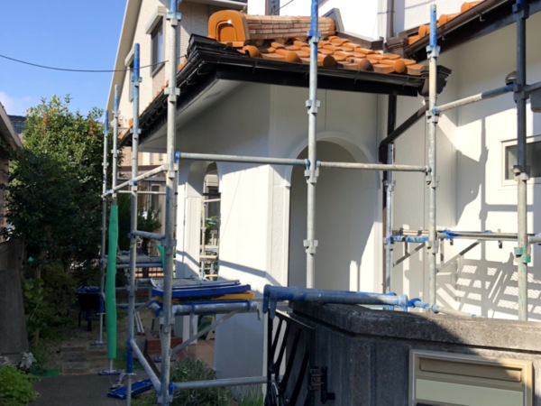 近藤建築・Kホーム 岐南町 リフォーム 外壁工事 イメージ