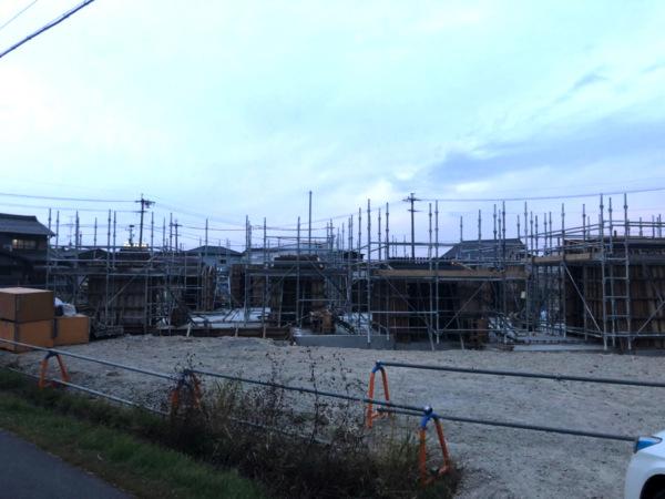 近藤建築・Kホーム 岐南町 型枠礎工事 イメージ