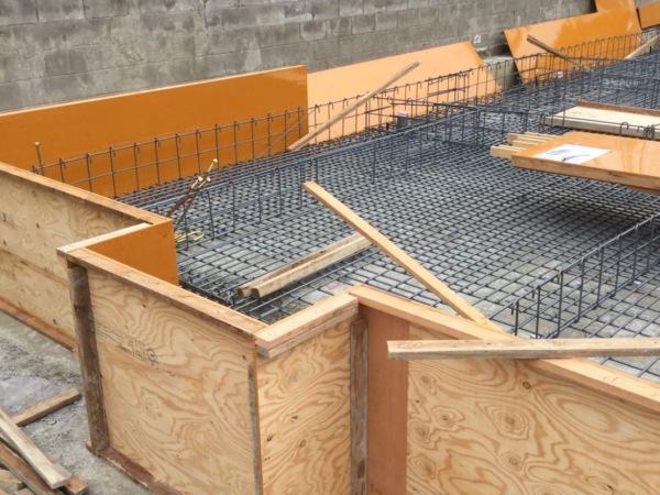 近藤建築・Kホーム 大垣市 木造基礎型枠工事 イメージ