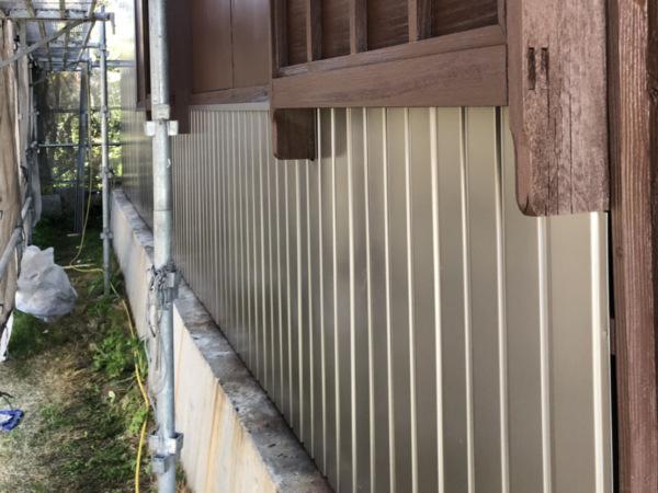 近藤建築・Kホーム 愛西市 外壁改修工事 イメージ