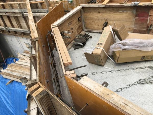 近藤建築・Kホーム 名東区 木造基礎工事 イメージ