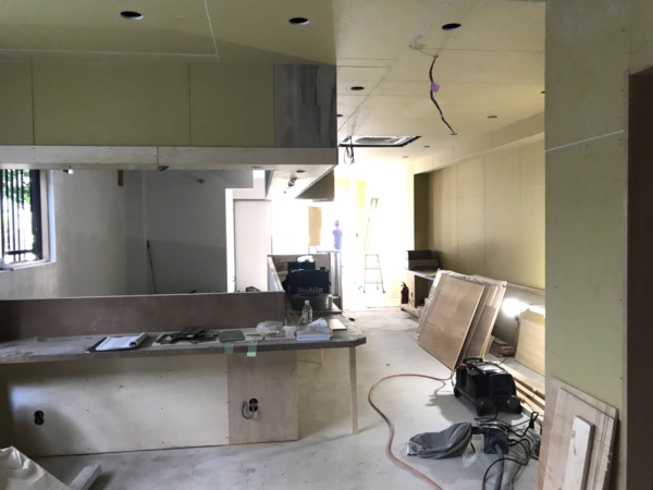近藤建築・Kホーム 名古屋市 店舗改装工事 イメージ