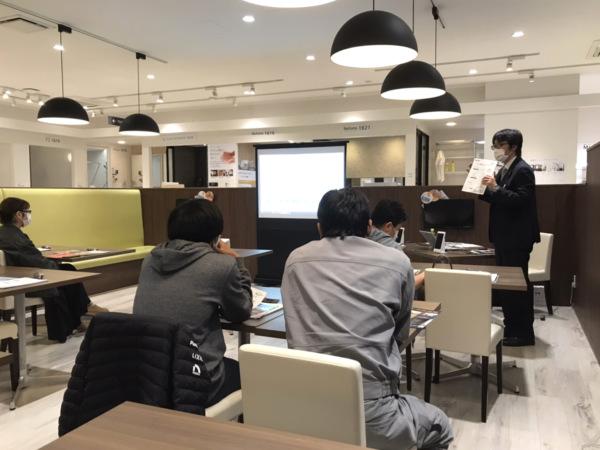 近藤建築・Kホーム Panasonic新商品説明会 イメージ