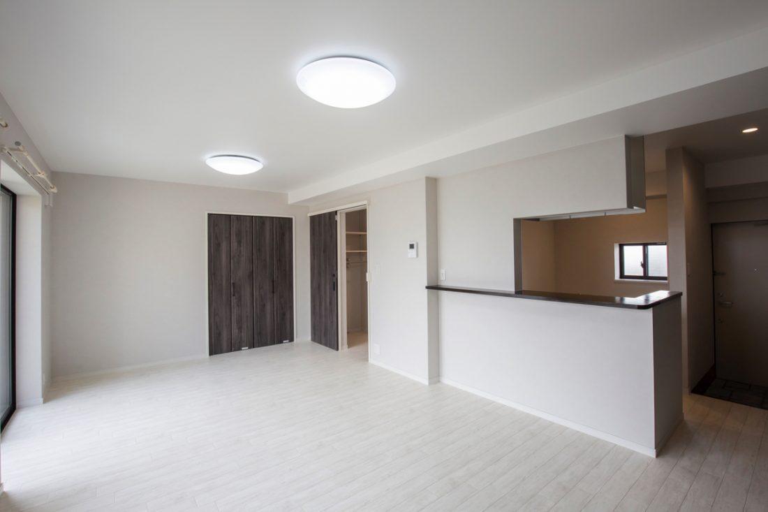 近藤建築・Kホーム ビル1室リフォーム